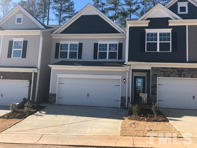 1204 Wingstem Place #2, Raleigh, NC 27607 (#2226708) :: Marti Hampton Team - Re/Max One Realty