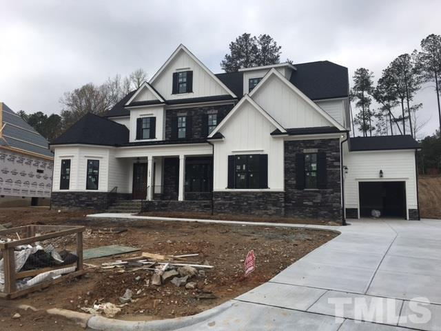 1029 Montvale Ridge Drive, Cary, NC 27519 (#2230443) :: Raleigh Cary Realty