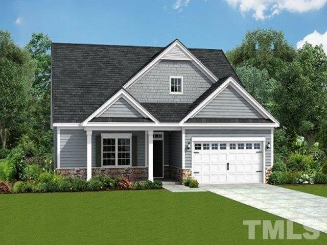 333 Lake Lure Way Lot 743, Fuquay Varina, NC 27526 (#2235340) :: The Jim Allen Group