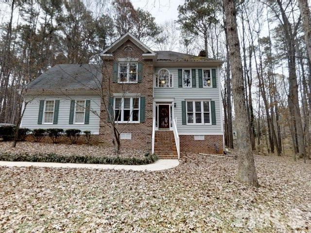 7112 Avborough Court, Wake Forest, NC 27587 (#2236778) :: The Jim Allen Group