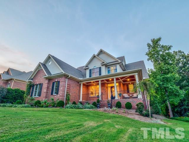 422 Bear Tree Creek, Chapel Hill, NC 27517 (#2238384) :: The Amy Pomerantz Group