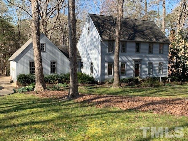 313 Trotters Ridge Drive, Raleigh, NC 27614 (#2244860) :: The Perry Group