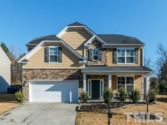 407 Glenview Lane, Durham, NC 27703 (#2245574) :: The Perry Group