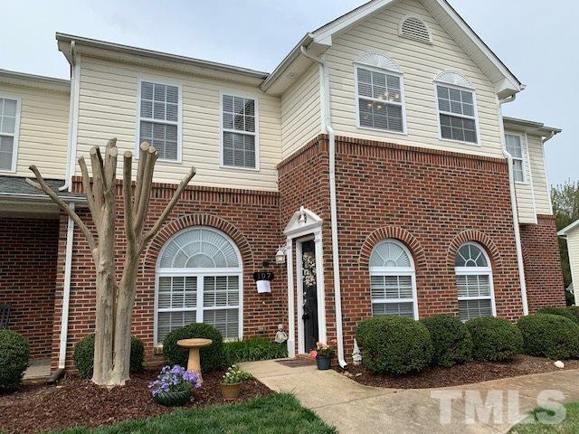 2111 Piney Brook Road #107, Raleigh, NC 27614 (MLS #2247341) :: The Oceanaire Realty