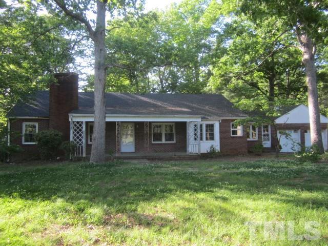2500 Burlington Road, Roxboro, NC 27574 (#2251611) :: The Jim Allen Group