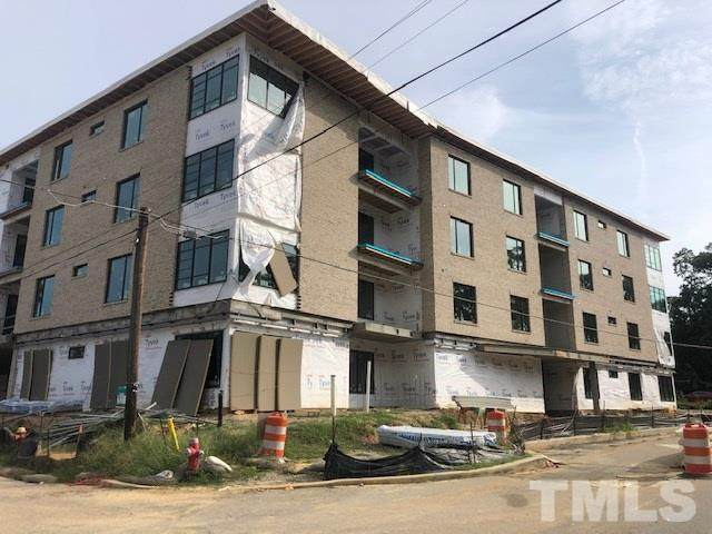 105 Chatham Walk Lane #104, Cary, NC 27511 (#2262681) :: RE/MAX Real Estate Service