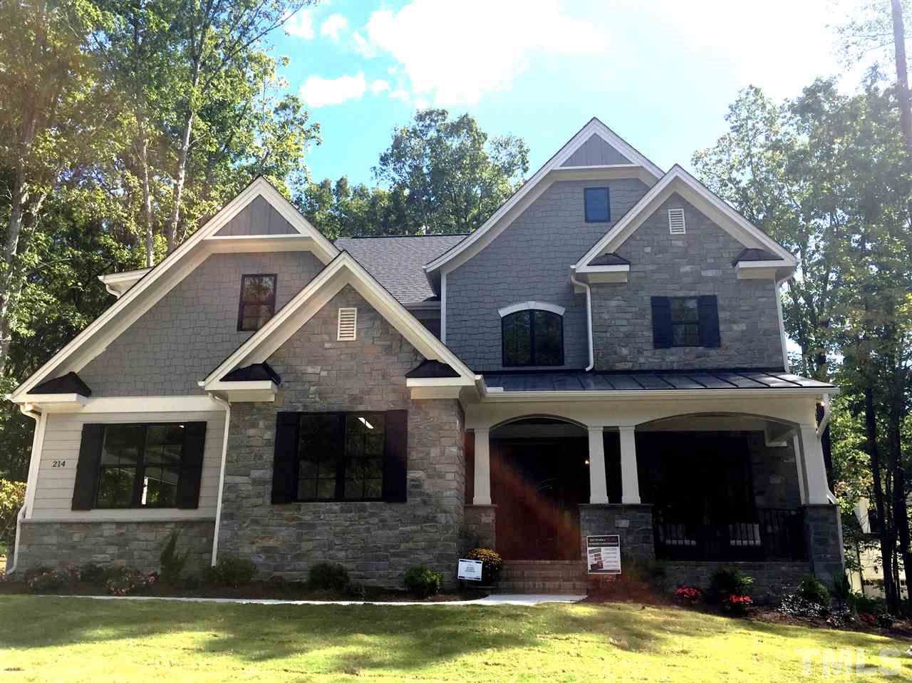 214 Stone Park Drive, Wake Forest, NC 27587 (#2262840) :: Marti Hampton Team - Re/Max One Realty