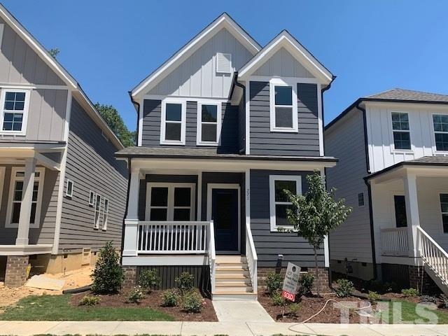 811 Great Ridge Parkway #1979, Chapel Hill, NC 27516 (#2263989) :: Real Estate By Design