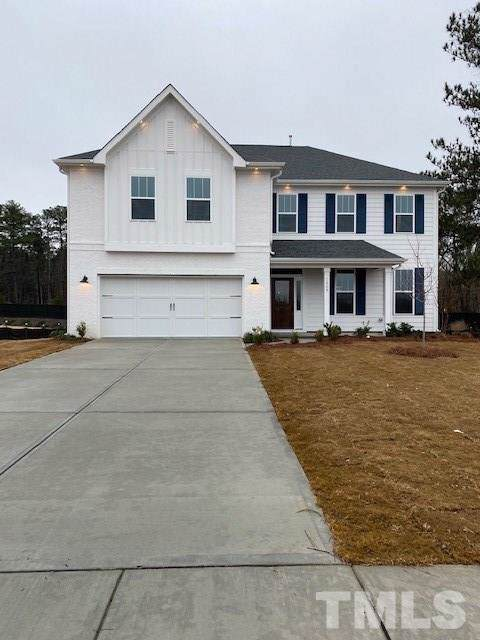 2809 Thurman Dairy Loop Lot 46, Wake Forest, NC 27587 (#2269052) :: The Jim Allen Group