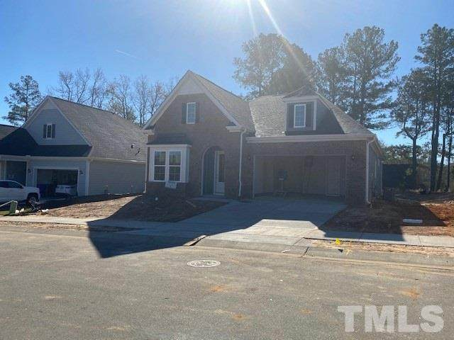 1099 Hodgson Lane Lot 4, Fuquay Varina, NC 27526 (#2273423) :: M&J Realty Group