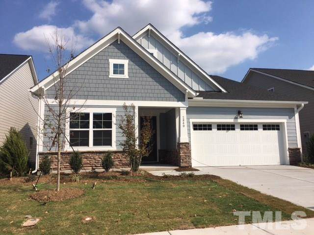2840 Thompson Bluff Drive 132 - Ansley B-, Cary, NC 27519 (#2276282) :: The Perry Group