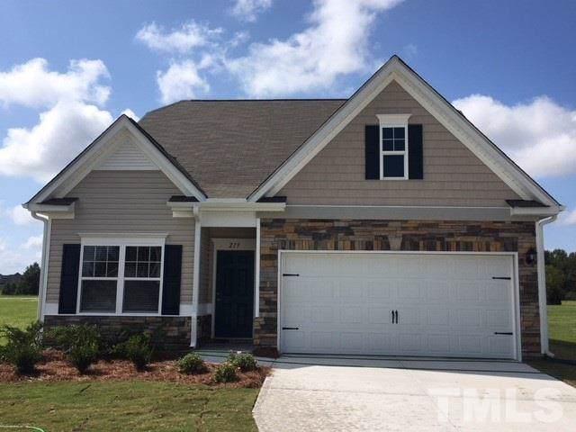 219 Timberline Oak Drive #40, Goldsboro, NC 27534 (#2278620) :: Dogwood Properties