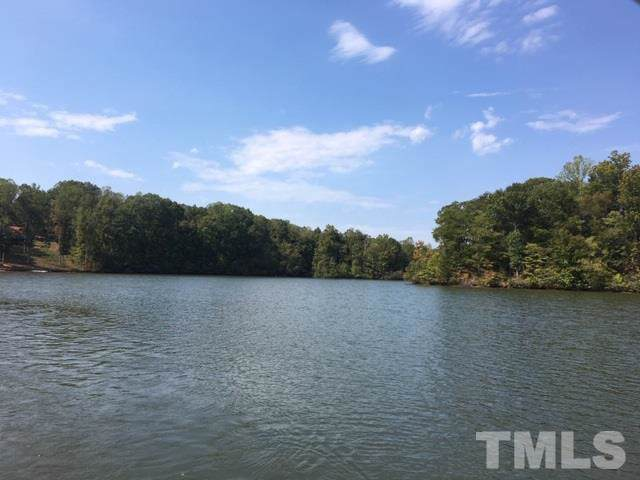 Lot 8 Fishermans Point Road, Roxboro, NC 27574 (#2280329) :: Marti Hampton Team - Re/Max One Realty