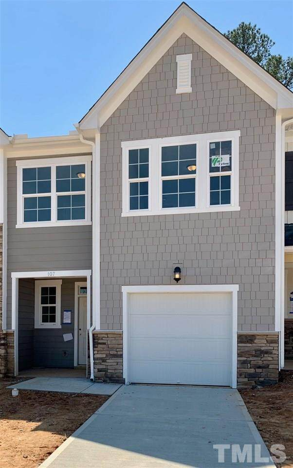 107 Hunston Drive 57 Carson II F, Holly Springs, NC 27540 (#2280784) :: Raleigh Cary Realty