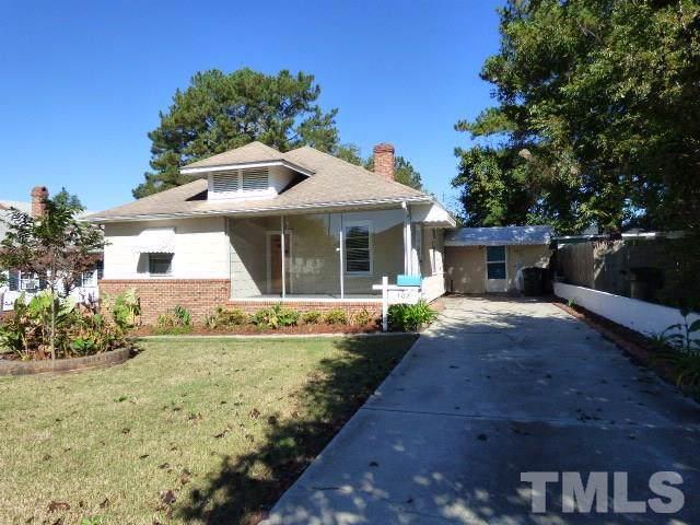 302 W E Street, Erwin, NC 28339 (#2282846) :: Dogwood Properties