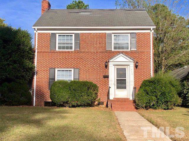 419 Hancock Street, Oxford, NC 27565 (#2283506) :: The Jim Allen Group