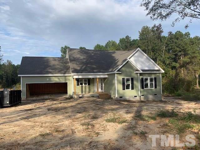 2480 Tarheel Road, Benson, NC 27504 (#2285178) :: Dogwood Properties