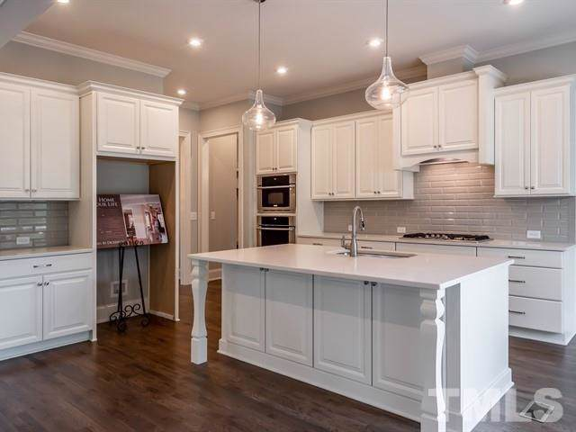 1108 Reservoir View Lane, Wake Forest, NC 27587 (#2285601) :: Marti Hampton Team - Re/Max One Realty