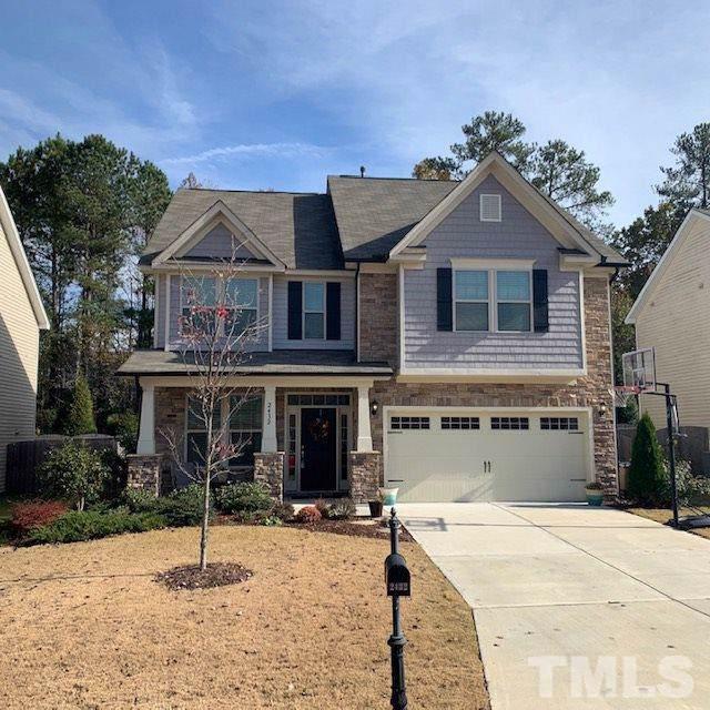 2432 Everstone Road, Wake Forest, NC 27587 (#2289478) :: Classic Carolina Realty