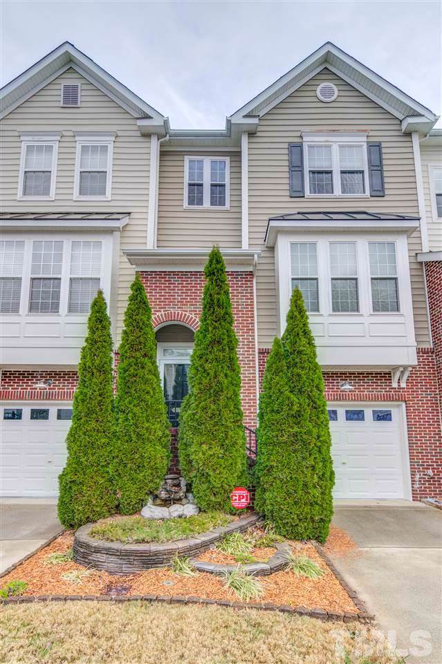 5417 Silver Moon Lane, Raleigh, NC 27606 (MLS #2289984) :: The Oceanaire Realty
