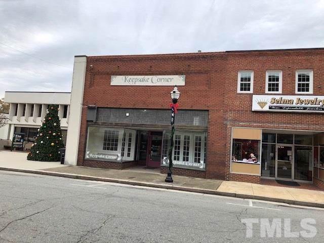 110 Raiford Street, Selma, NC 27576 (#2290211) :: The Perry Group