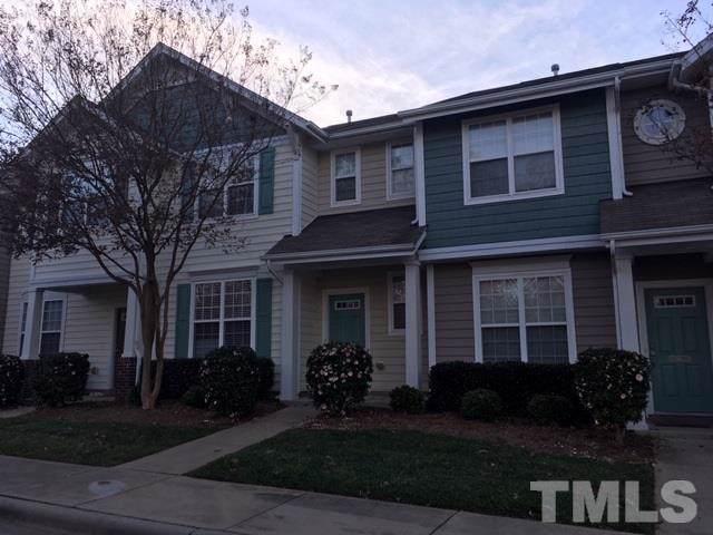 813 Hamlet Park Drive, Morrisville, NC 27560 (#2291728) :: Classic Carolina Realty