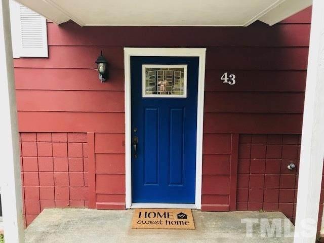 43 Lockville Street, Pittsboro, NC 27312 (#2301585) :: RE/MAX Real Estate Service