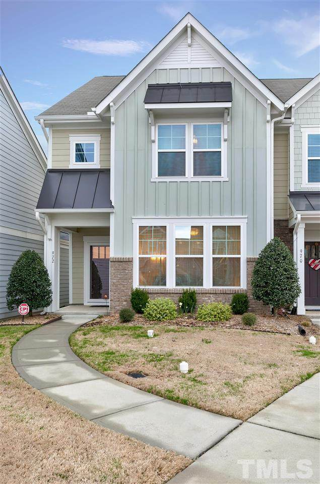 972 Ambergate Station, Apex, NC 27502 (#2301667) :: M&J Realty Group