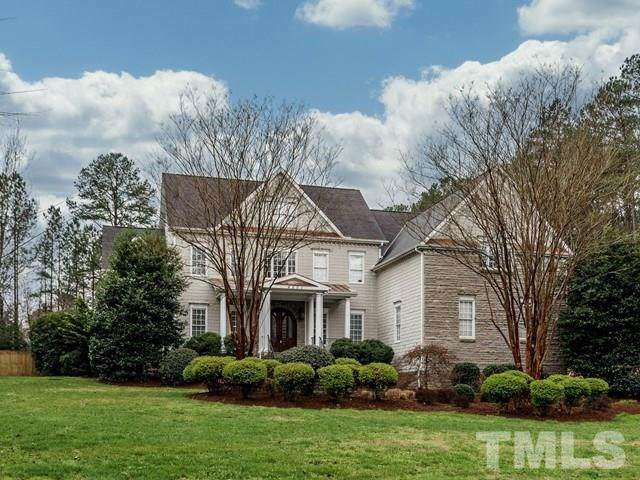 4001 Soaring Talon Court, Raleigh, NC 27614 (#2302864) :: Marti Hampton Team brokered by eXp Realty