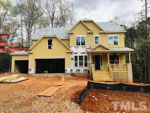2621 Derby Glen Way Lot 19, Wake Forest, NC 27587 (#2306760) :: The Jim Allen Group