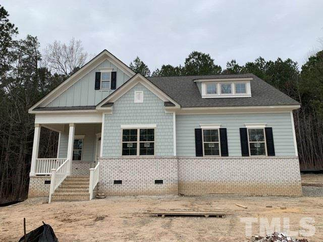 332 Silent Bend Drive Lot 23, Holly Springs, NC 27540 (#2307499) :: Raleigh Cary Realty