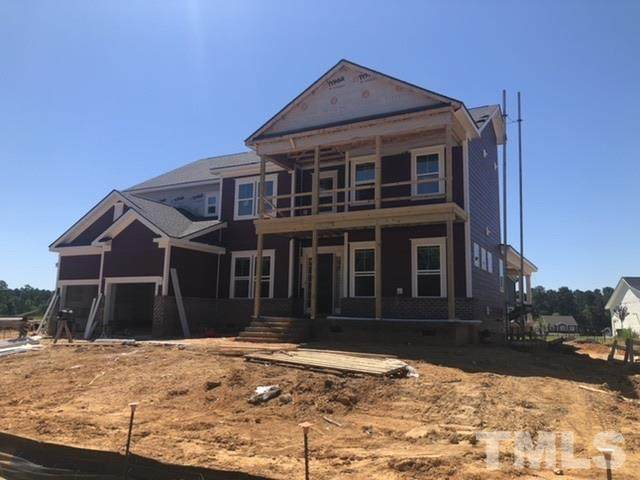 412 Chickasaw Plum Drive, Holly Springs, NC 27540 (#2308193) :: Bright Ideas Realty