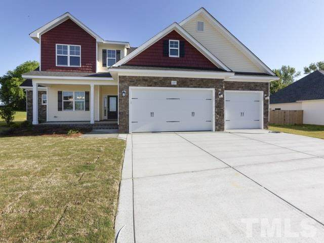 137 Treasure Drive, Lillington, NC 27546 (#2308365) :: The Jim Allen Group
