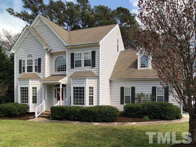 5012 Arbor Chase Drive, Raleigh, NC 27616 (#2310684) :: RE/MAX Real Estate Service
