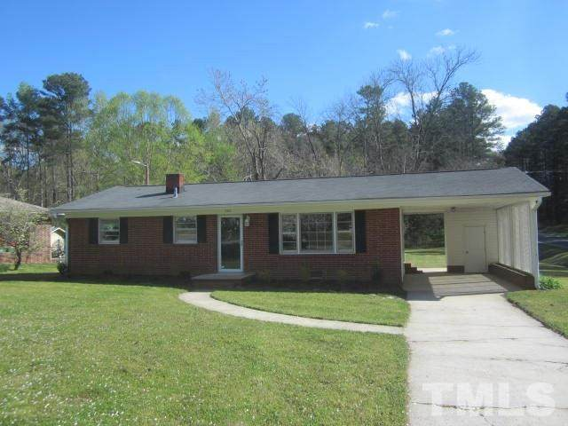 300 28th Street, Butner, NC 27509 (#2311370) :: The Jim Allen Group