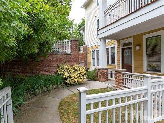 505 Florence Street #102, Raleigh, NC 27603 (#2311819) :: Raleigh Cary Realty