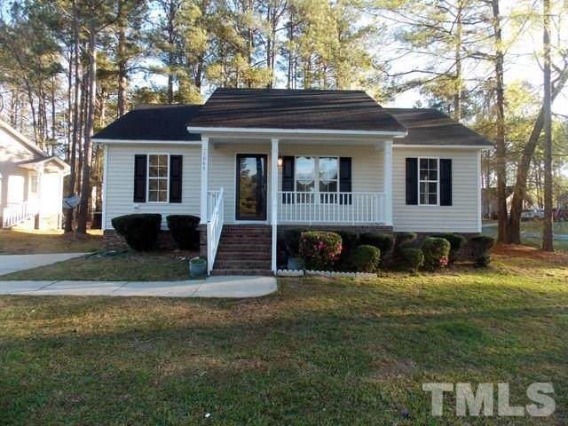 1065 Mailwood Drive, Knightdale, NC 27545 (#2312022) :: The Jim Allen Group