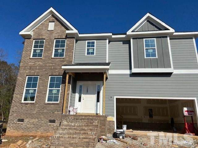 304 Cahors Trail #155, Holly Springs, NC 27540 (#2322190) :: Triangle Top Choice Realty, LLC