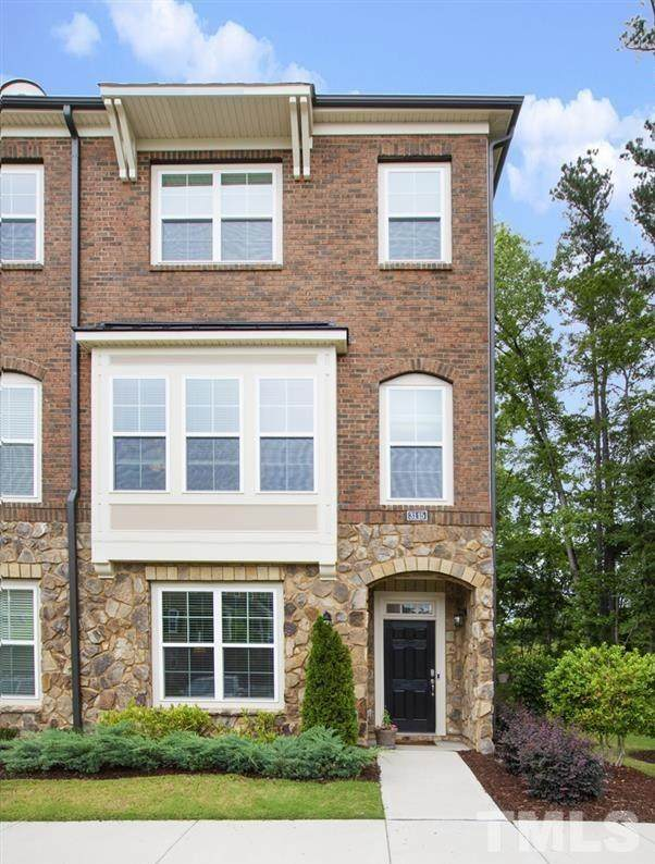 3115 Stockdale Drive, Raleigh, NC 27609 (#2322397) :: Realty World Signature Properties