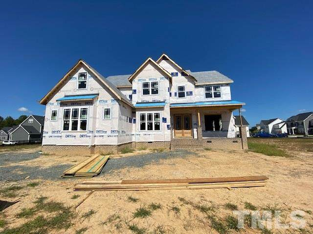 3108 Beechcroft Lane, Apex, NC 27502 (#2325825) :: Marti Hampton Team brokered by eXp Realty