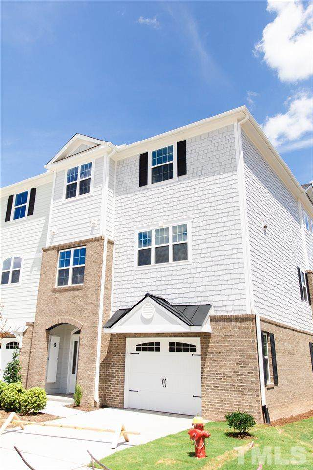 519 Gathering Park Circle #16, Cary, NC 27519 (#2326505) :: The Perry Group