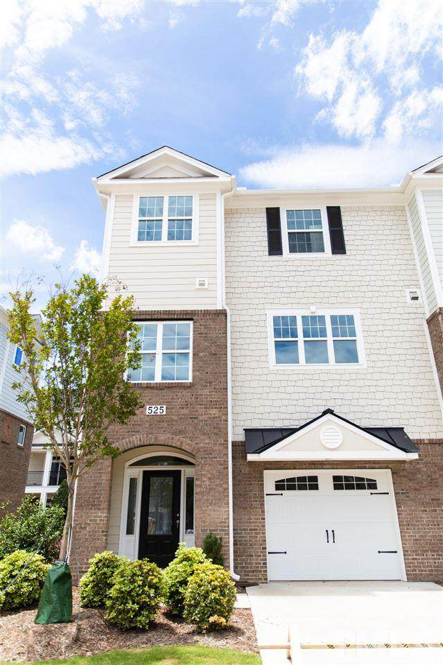 525 Gathering Park Circle #15, Cary, NC 27519 (#2326506) :: The Results Team, LLC