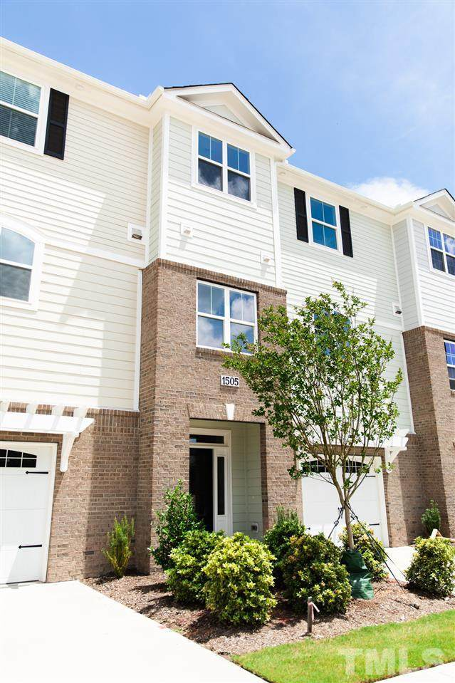 1505 Gathering Park Circle #3, Cary, NC 27519 (#2326517) :: The Perry Group