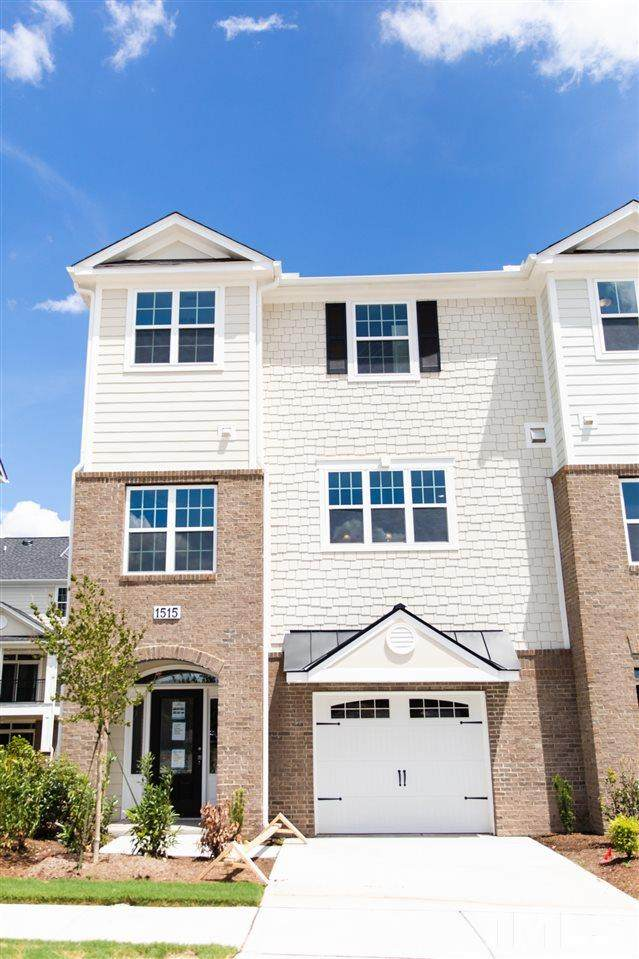 1515 Gathering Park Circle #5, Cary, NC 27519 (#2326518) :: The Perry Group