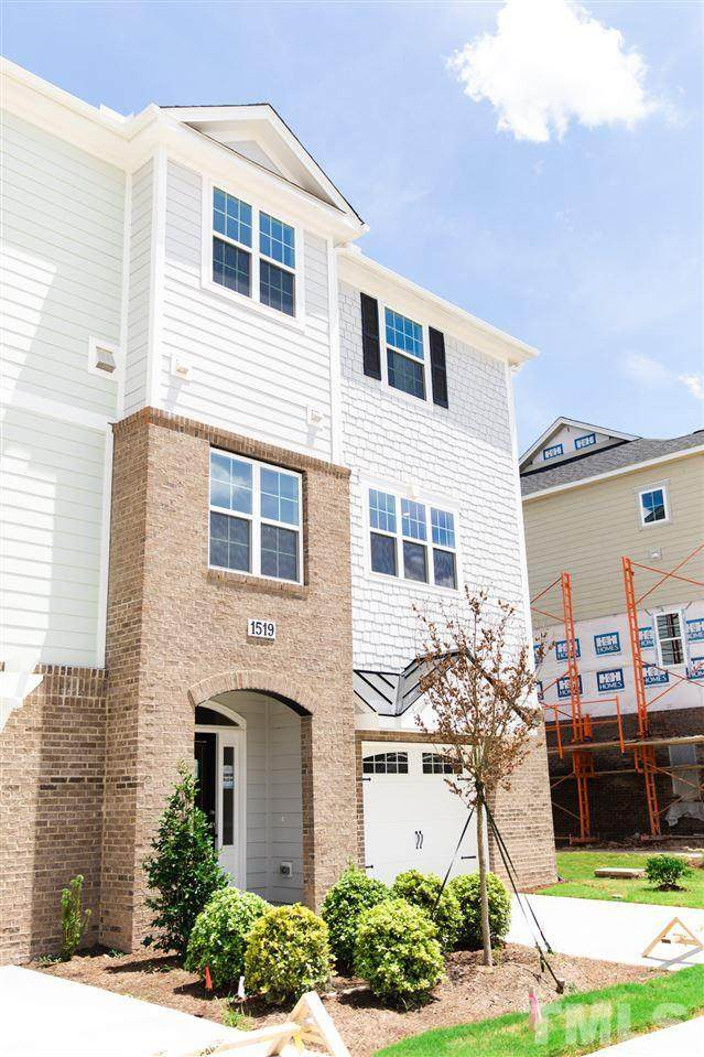 1519 Gathering Park Circle #7, Cary, NC 27519 (#2326519) :: The Perry Group
