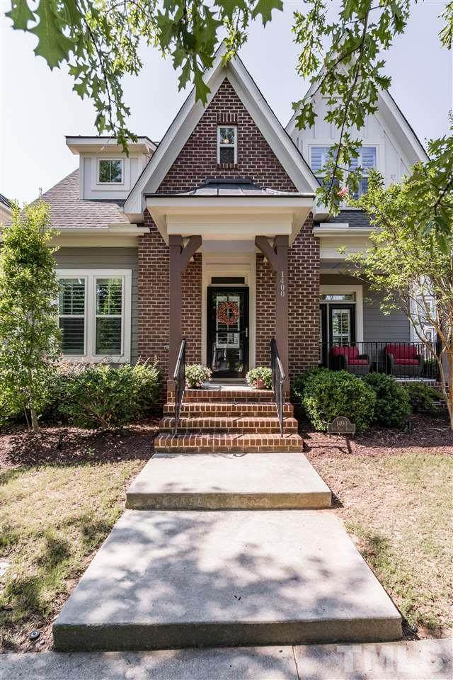 1400 Van Page Boulevard, Raleigh, NC 27607 (#2332612) :: Marti Hampton Team brokered by eXp Realty