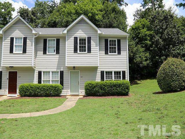 821 Dalewood Drive, Raleigh, NC 27610 (#2335920) :: The Rodney Carroll Team with Hometowne Realty