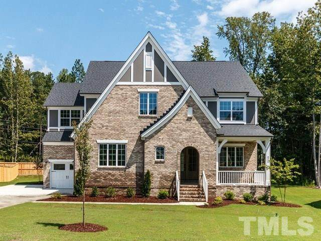 2720 Willow Rock Lane, Apex, NC 27523 (#2336394) :: Realty World Signature Properties