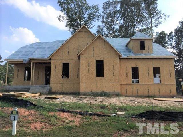 2732 Derby Glen Way Lot 1, Wake Forest, NC 27587 (#2336830) :: The Perry Group
