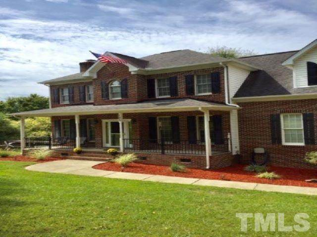 185 Glendale Drive, Youngsville, NC 27596 (#2340052) :: Realty World Signature Properties